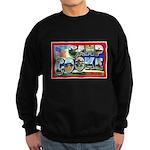Camp Cooke California Sweatshirt (dark)