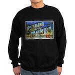 Camp Davis North Carolina Sweatshirt (dark)