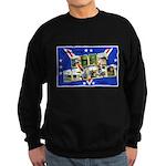 Fort Devens Massachusetts Sweatshirt (dark)