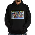 Camp Hale Colorado Hoodie (dark)