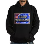 Camp Livingston Louisiana Hoodie (dark)