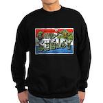 Camp Shelby Mississippi Sweatshirt (dark)