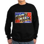 Fort Sill Oklahoma Sweatshirt (dark)