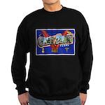 Camp Swift Texas Sweatshirt (dark)