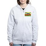 Wendover Field Utah Women's Zip Hoodie