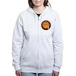 U.S. Army Comanche Women's Zip Hoodie