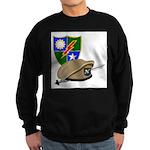 Army Ranger Beret Dagger Sweatshirt (dark)