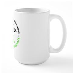 Lymphoma Hope Mug