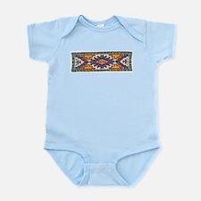 Beaded Tribal Band Infant Creeper