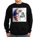 Go Navy Sweatshirt (dark)