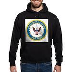 Naval Reserve Hoodie (dark)