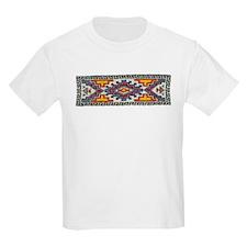 Beaded Tribal Band Kids T-Shirt