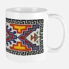 Beaded Tribal Band Small Small Mug