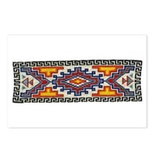 Beaded Tribal Band Postcards (Package of 8)