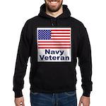 Navy Veteran Hoodie (dark)