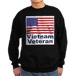 Vietnam Veteran Sweatshirt (dark)