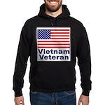 Vietnam Veteran Hoodie (dark)