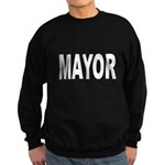 Mayor Sweatshirt (dark)