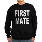First Mate Sweatshirt (dark)