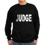 Judge Sweatshirt (dark)