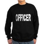 Officer Sweatshirt (dark)