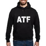 ATF Alcohol Tobacco & Firearm Hoodie (dark)