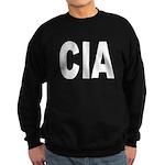 CIA Central Intelligence Agen Sweatshirt (dark)