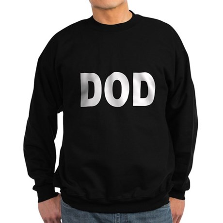 DOD Department of Defense Sweatshirt (dark)