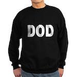 DOD Department of Defense Sweatshirt (dark)