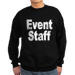 Event Staff Sweatshirt (dark)