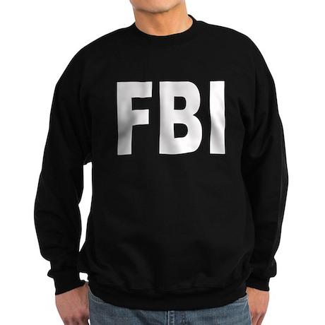 FBI Federal Bureau of Investi Sweatshirt (dark)