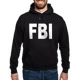 Fbi Hoodie (dark)