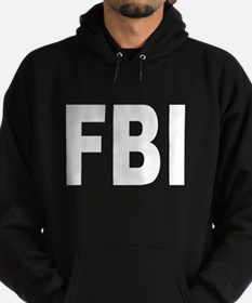 FBI Federal Bureau of Investi Hoodie (dark)