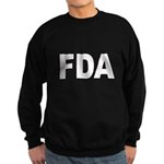 FDA Food and Drug Administrat Sweatshirt (dark)