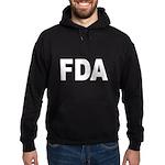 FDA Food and Drug Administrat Hoodie (dark)