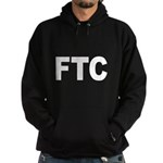 FTC Federal Trade Commission Hoodie (dark)