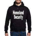 Homeland Security Hoodie (dark)