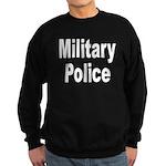 Military Police Sweatshirt (dark)