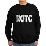 ROTC Reserve Officers Trainin Sweatshirt (dark)