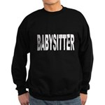 Babysitter Sweatshirt (dark)