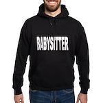 Babysitter Hoodie (dark)