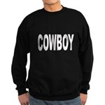 Cowboy Sweatshirt (dark)