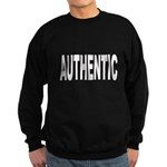 Authentic Sweatshirt (dark)