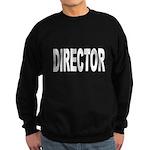 Director Sweatshirt (dark)
