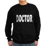 Doctor Sweatshirt (dark)