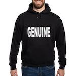 Genuine Hoodie (dark)