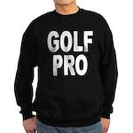 Golf Pro Sweatshirt (dark)