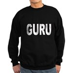 Guru Sweatshirt (dark)
