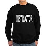 Instructor Sweatshirt (dark)