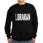 Librarian Sweatshirt (dark)